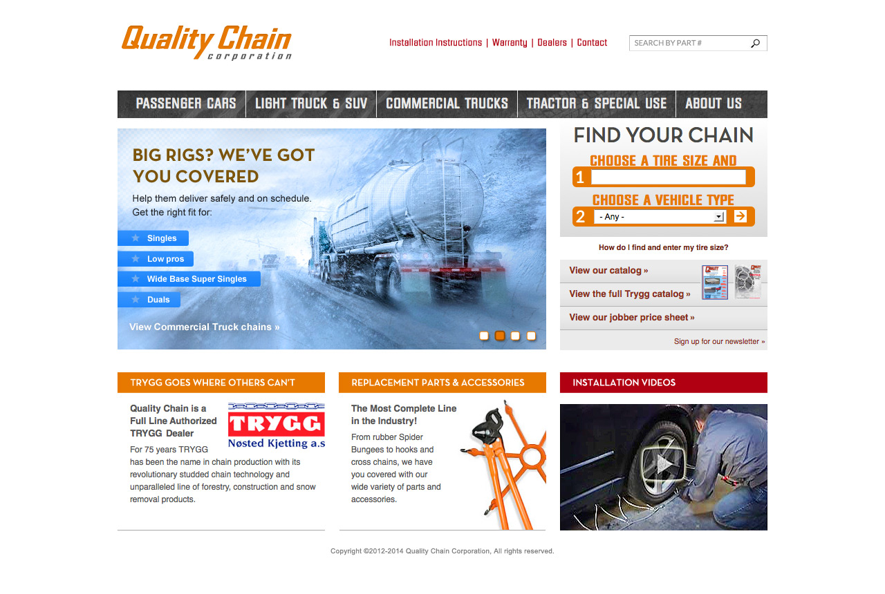Cosmonaut - Quality Chain Corp. Web Development